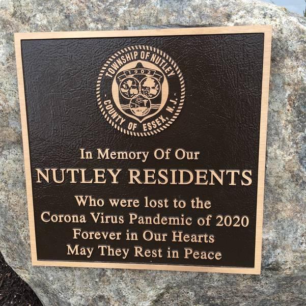 Nutley NJ, TAPinto Nutley, Coronavirus Deaths, COVID-19 Deaths