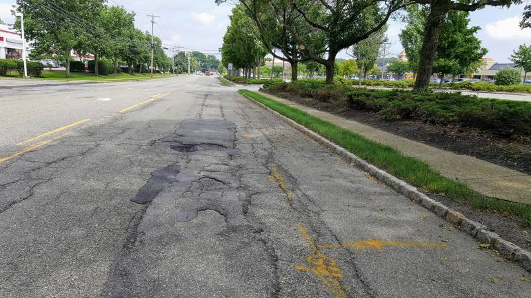 Commerce Blvd one of Seven Succasunna Roads Being Resurfaced Next Week