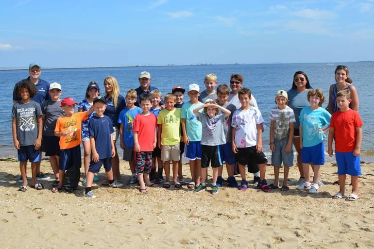 Conserve Wildlife Foundation of New Jersey's Bayshore Adventure Summer Program at Leonardo State Marina.jpg
