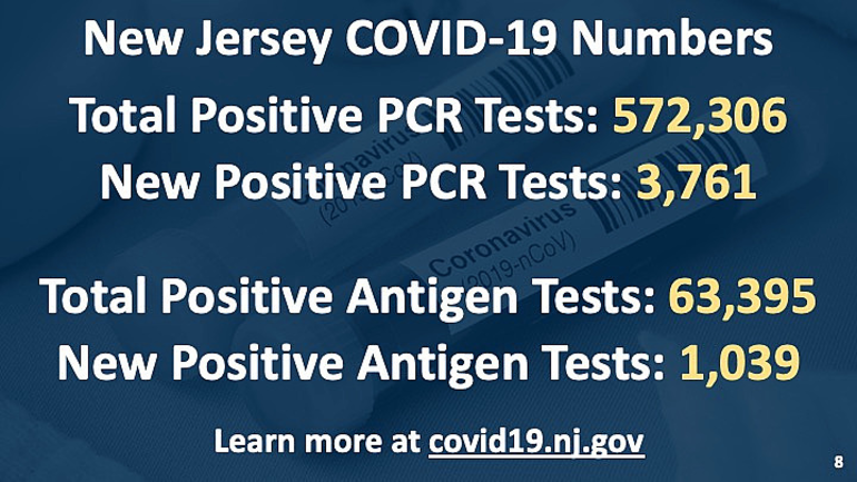 Gov. Murphy Expects Incoming Biden Administration to Speed up COVID-19 Vaccine Rollout