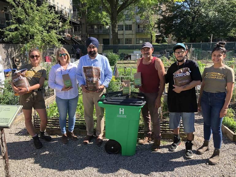Compost Posts: Hoboken Opens New Composting Locations, Dozen In Total Citywide