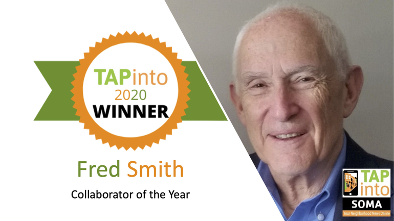 TAPinto 2020 Collaborator of the Year: Fred Smith