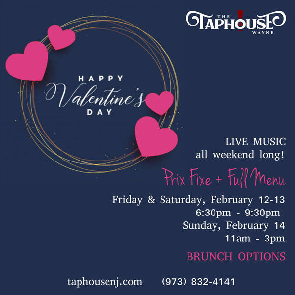 Valentine's Day at the Taphouse