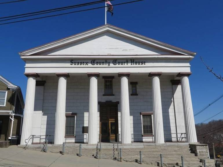Pennsylvania Man Sentenced for Megan's Law Offenses in Newton
