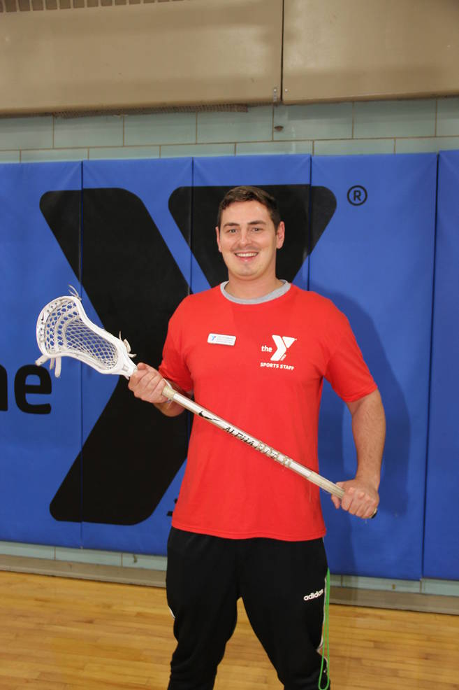 Madison Area YMCA Sports Associate Cody Katzenberger
