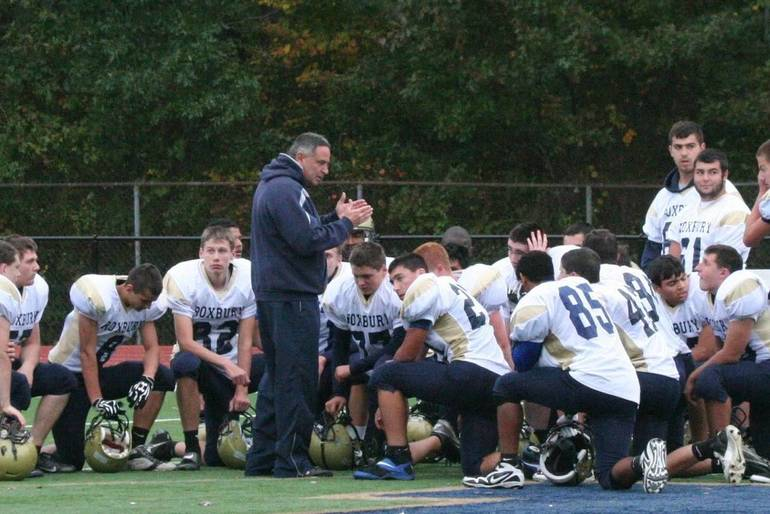 State Hall of Fame for Two Roxbury Coaching Legends