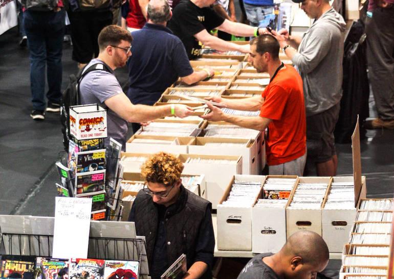 KAPOW! 2021 Camden Comic Con Will Shift to Virtual Exhibit