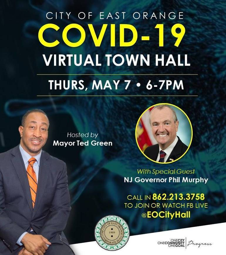 EO COVID Town Hall