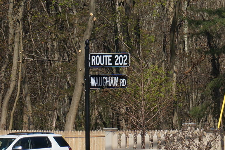 Corner of Waughaw and Route 202 street sign (2).JPG