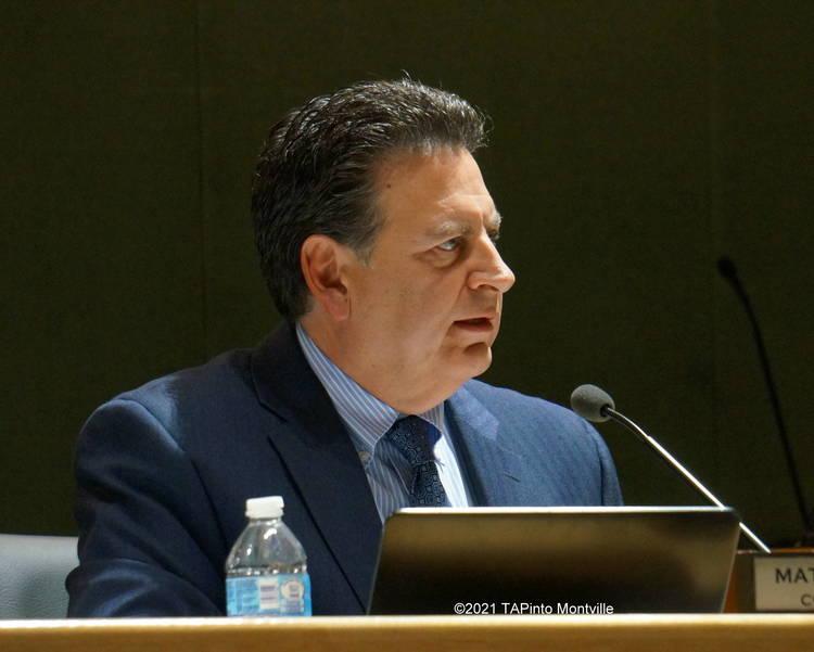 Committee Member Dr. Matt Kayne - file photo ©2021 TAPinto Montville.JPG