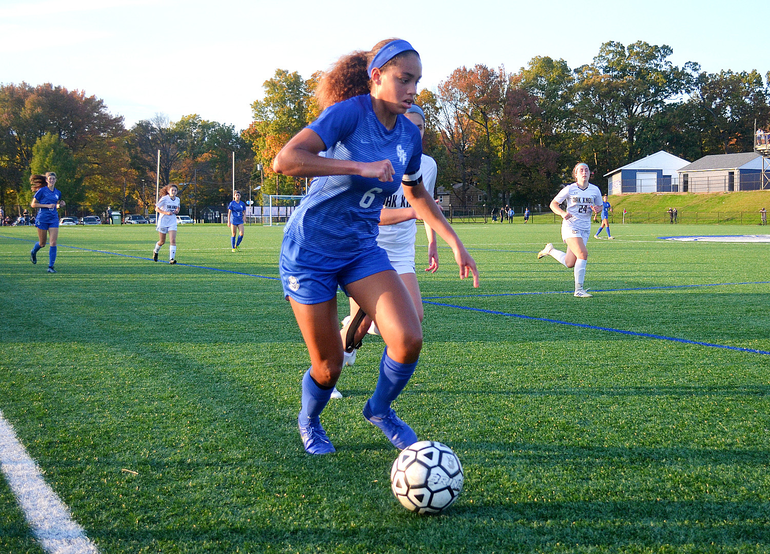Joint Motion Physical Therapy Athlete of the Week: Girls Soccer's Corinne Lyght