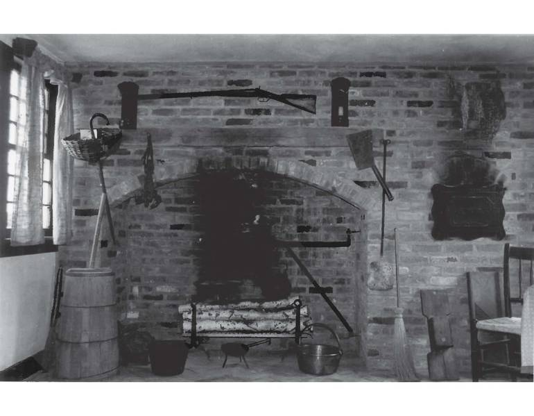 Condit Family Cookhouse Interior Fireplace .jpg
