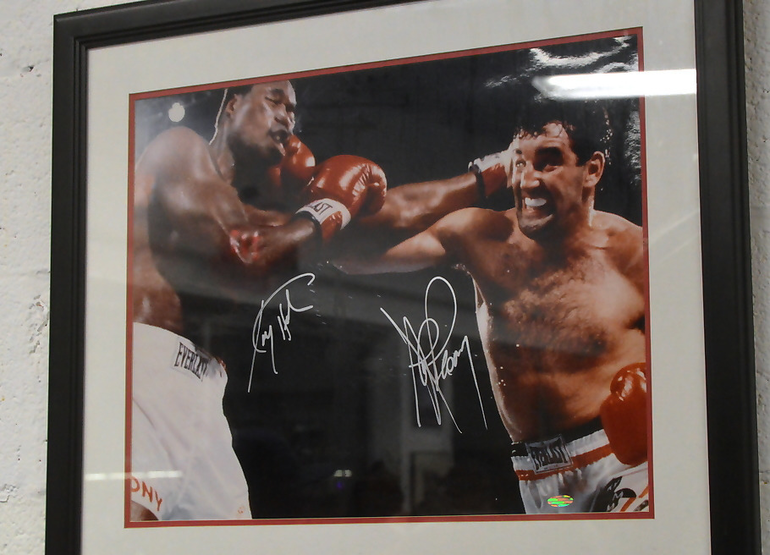 Fanwood's Gerry Cooney-Holmes picture