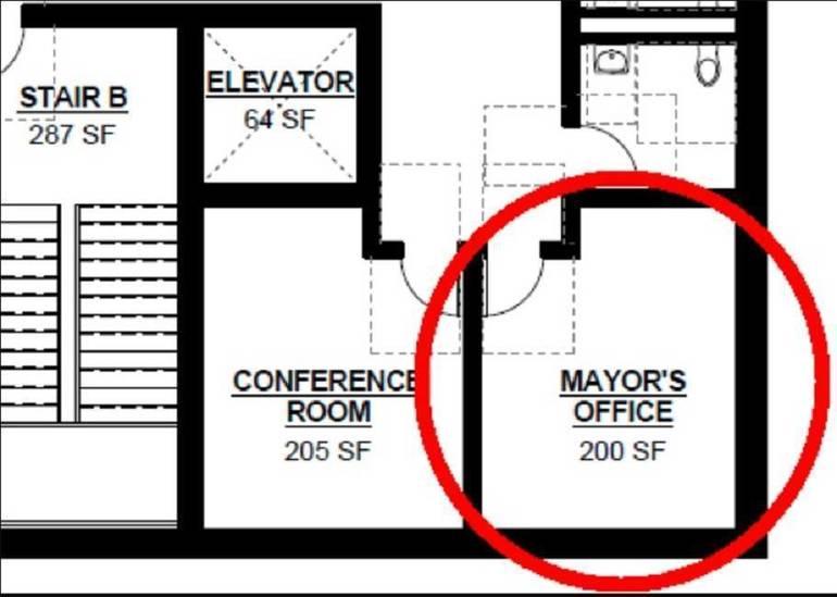Central Avenue Municipal Building Proposal (2019)
