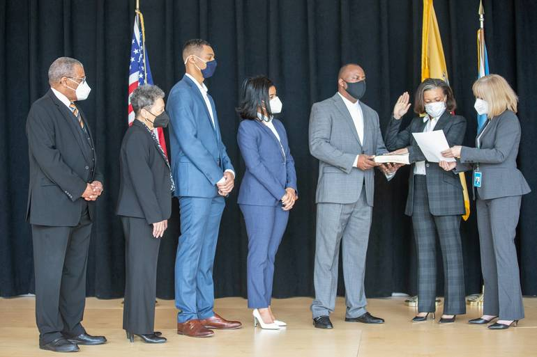 Piscataway Councilwoman Sworn In To Fill Middlesex County Commissioner Vacancy