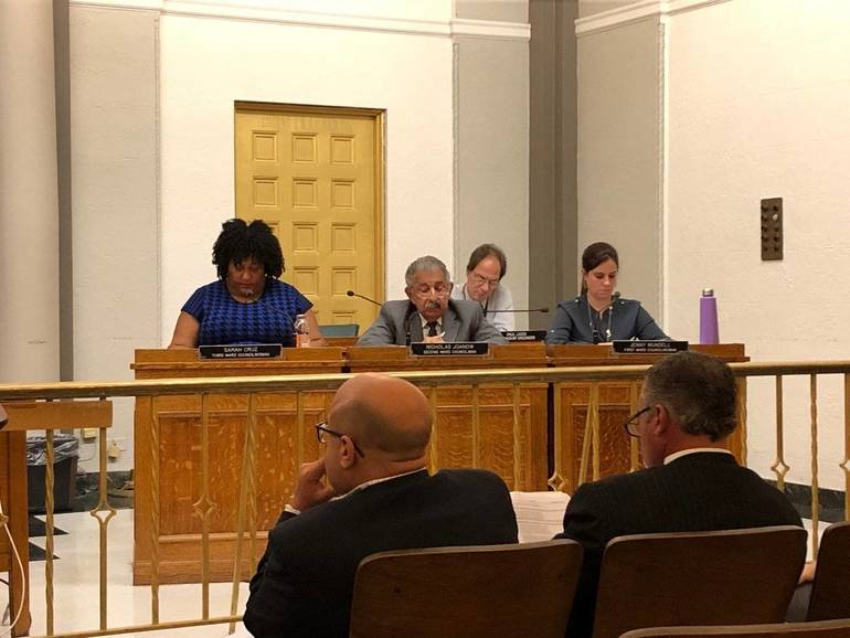 62ba98f6370 Appointments Made to Recreation Board and Civil Rights Commission at ...
