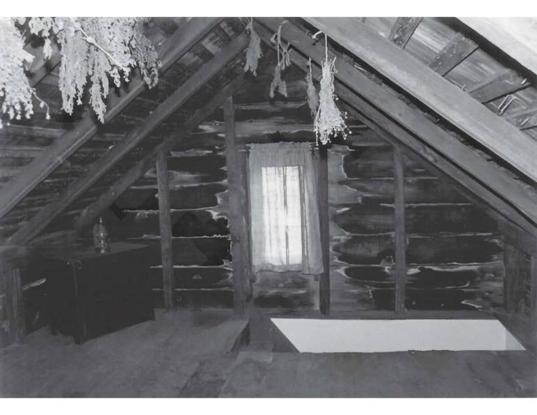 Condit Family Cookhouse Interior Upstairs West Elevation.jpg