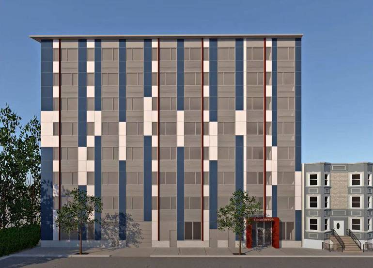 Planning Board Grants Expansion of Lafayette Apartment Tower