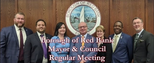 """Red Bank Council Meeting Agenda – """"Area in Need of Redevelopment"""""""