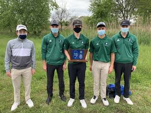 Pastor Paces Colts Neck Boys to Secure Sectional State Golf Championship