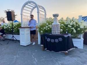 Hotel LBI Welcomes The 2021 Stanley Cup to Long Beach Island