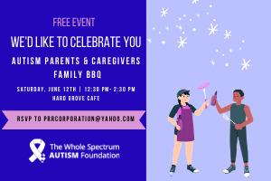 Whole Spectrum Autism Foundation to Celebrate Parents and Caregivers