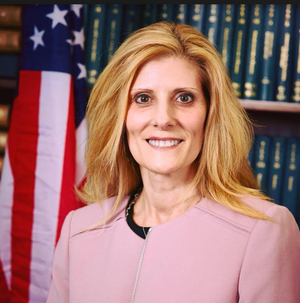 Edna Mahan Correctional Facility for Women,  Senator Kristin Corrado (R-40)