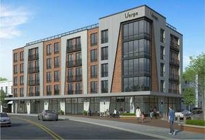 Mixed-Use Complex Will Bring Apartments and Retail to Jackson Hill