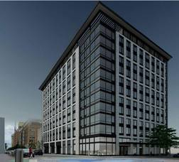 Planning Board Approves Apartment Complex-Hotel Hybrid Near Jersey City's Waterfront