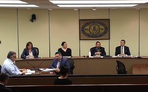 Scotch Plains Township Council meeting held on June 7, 2021.