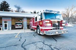 Chatham Township, Green Village Volunteer Fire Departments set 4th of July 'Wave Parade' with Police, Chatham Emergency Squad