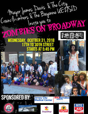 Carousel image eedd4c5c87ea1af3c7cd copy of zombie night flyer   made with postermywall