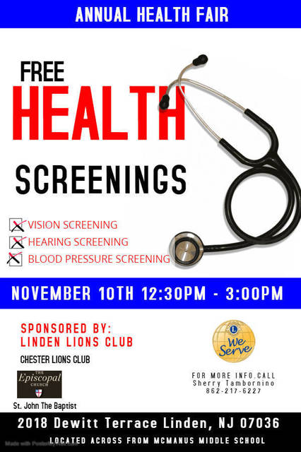 Top story 2be38095750e5a2bf1b0 copy of health screenings   made with postermywall