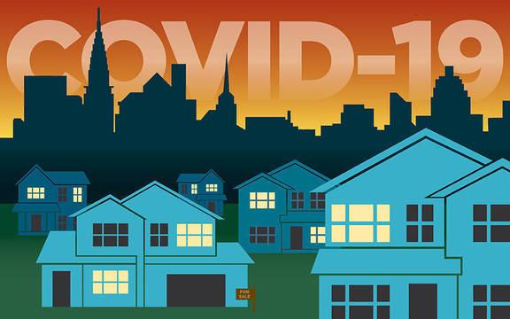 Top story c4d834ed41b56a6b43f7 covid and real estate market