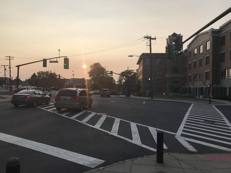 Gathering Public Feedback, Westfield Hopes to Roll to Safer Streets