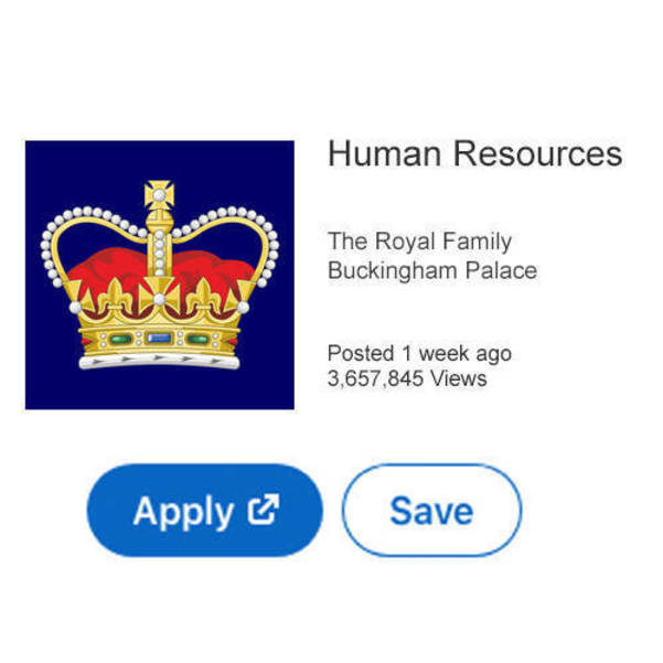 A Royal Opportunity