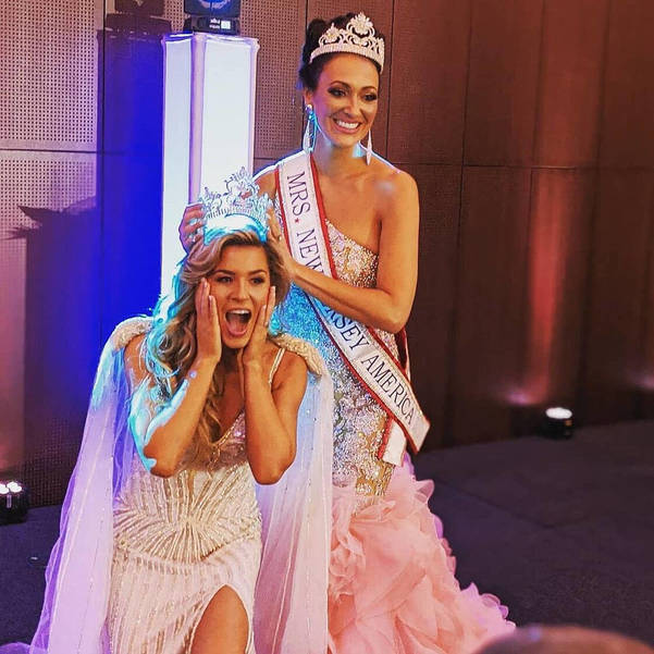Red Bank Entrepreneur Wins Mrs New Jersey Title Tapinto