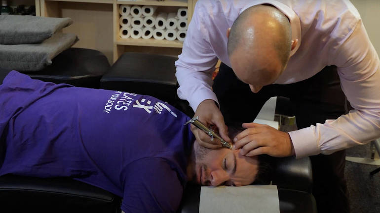 Torque Release Integrator Treatment