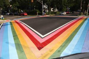 Carousel image 83218d914b15b4caa9db crosswalk pride