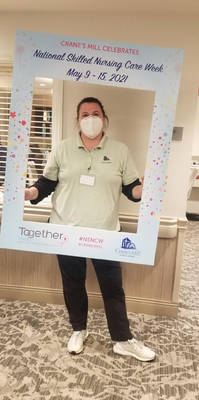 Crane's Mill Honors Residents & Staff During National Skilled Nursing Care Week
