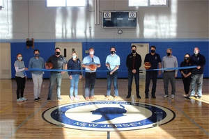 Middletown: Ribbon Cutting Ceremony Heralds A Newly Renovated Croyden Hall