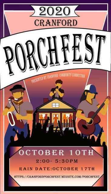 Top story d95b37c92ee97a9297c7 cranford porchfest flyer
