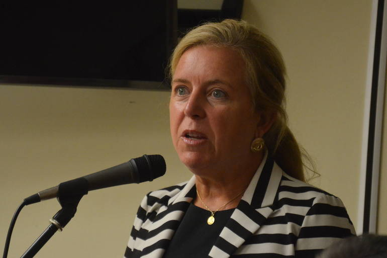 Scotch Plains Municipal Court Judge Kelly Waters