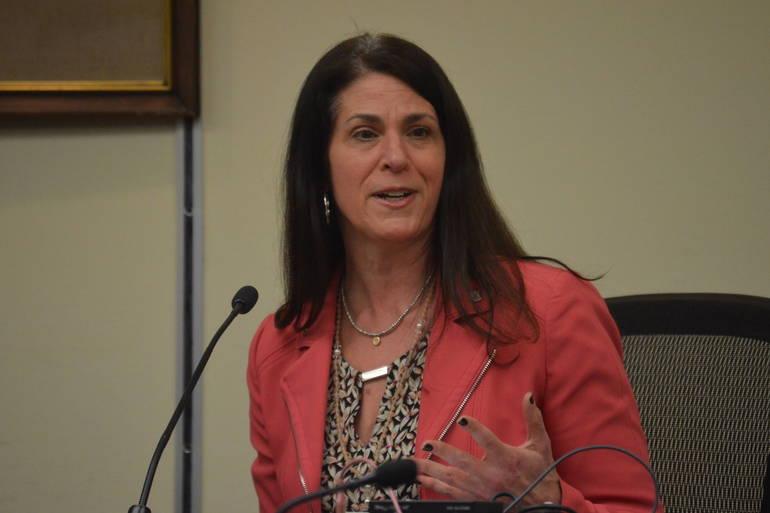 Scotch Plains Deputy Township Manager Margaret Heisey