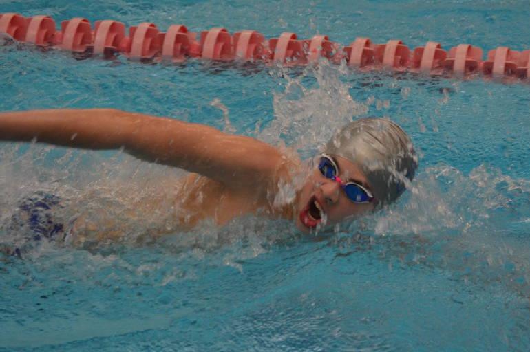 Scotch Plains-Fanwood swimmer Thomas Yick