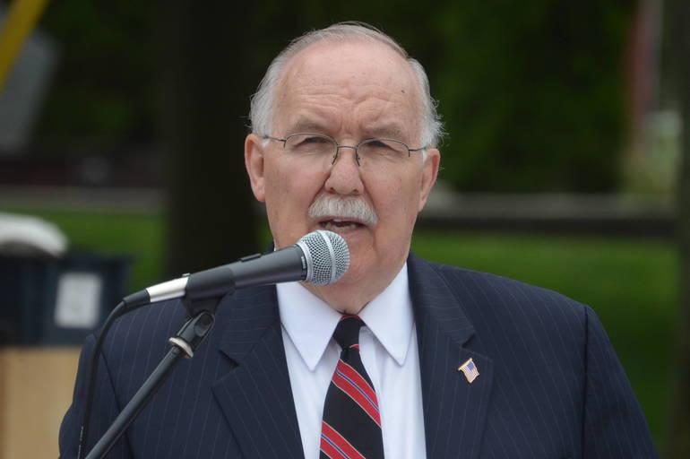 Vietnam veteran Joe McCourt of Scotch Plains.
