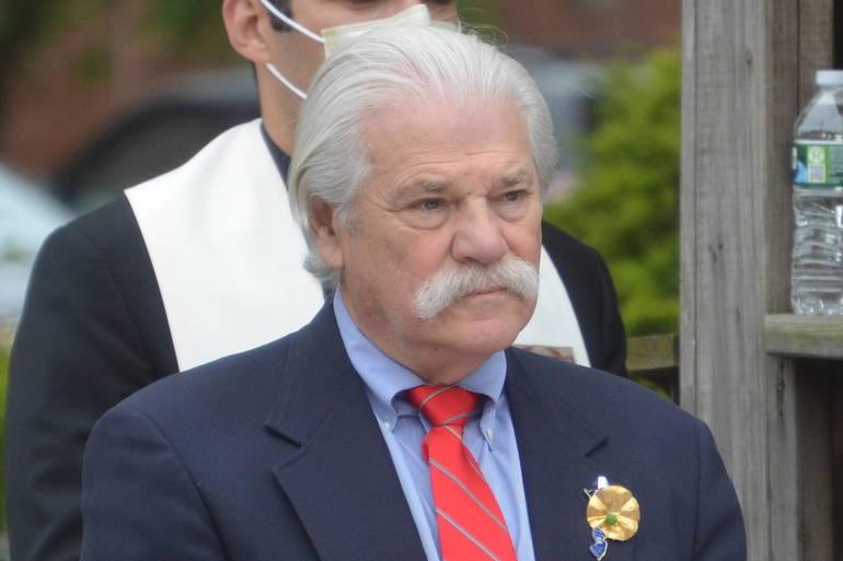 Vietnam veteran Bob LaCosta of Scotch Plains.