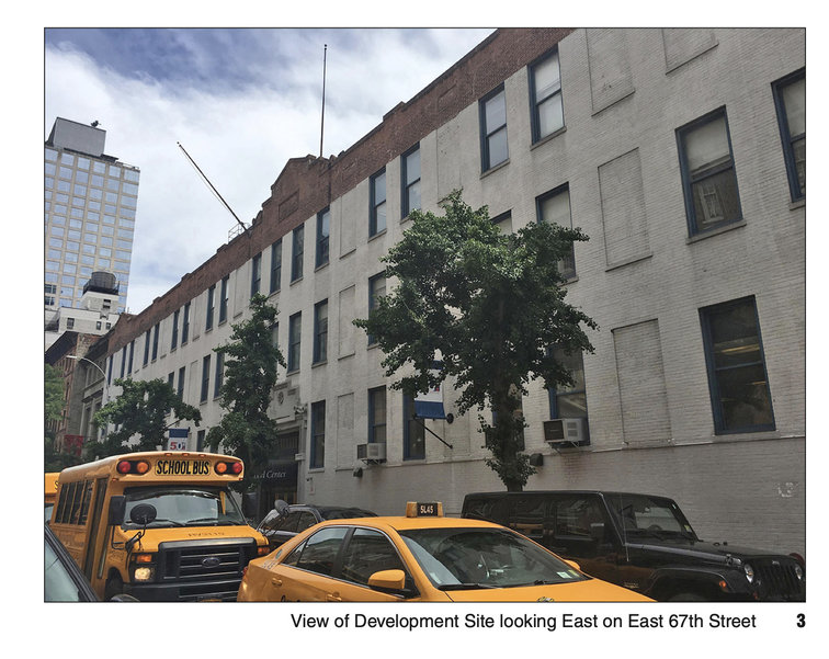 East Side Group Says R8B Zoning Has to Be Preserved