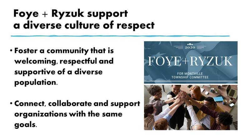 Foye + Ryzuk support diverse culture of respect