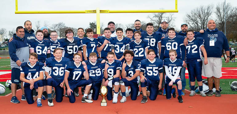 Clark Youth Football Completes Second Season: Here is How They Did